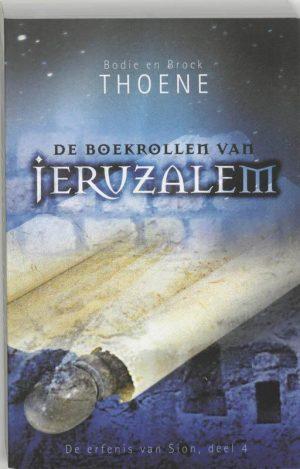 Boekrollen van Jeruzalem